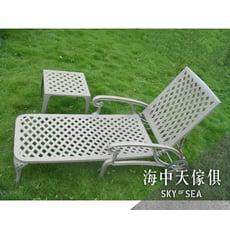 {{ 海中天休閒傢俱廣場 }} C-52 戶外休閒桌椅#410 編織躺椅