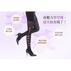 彈性襪/壓力襪/褲襪/140丹,比基尼,萊卡,舒緩久站久坐壓力,蕾絲,水腫,靜脈曲張(褲襪)