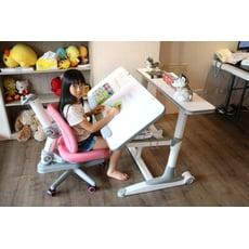 真元素親子健康館 氣壓棒兒童成長桌(可選配書架/成長椅)