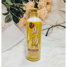 ☆潼漾小舖☆ 日本 Loshi 金裝 馬油保濕乳液 485ml