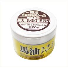 ☆潼漾小舖☆ 日本製 ROLAND 馬油護膚霜 220g