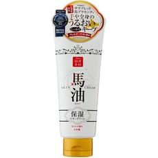 ☆潼漾小舖☆ 日本 北海道馬油 保濕潤膚乳霜 (櫻花香) 200g