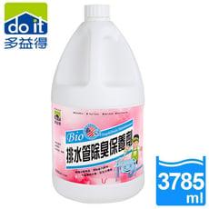 多益得All clean排水管除臭保養劑3785ml