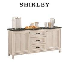 雪莉5.2尺石面收納櫃