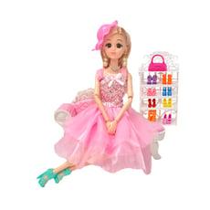 【孩子國】華麗衣帽間 時尚芭比娃娃