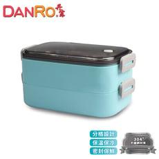 【丹露】隔熱餐盒二層組(S304-600-2NB)