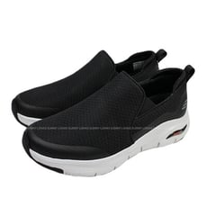(B2)SKECHERS 休閒鞋 Arch Fit-Banlin 男鞋 休閒鞋 232043BKW