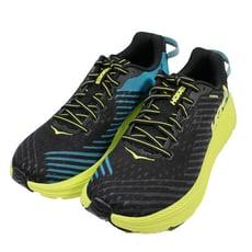 (B1) HokaOneOne 男 Rincon 緩衝輕快 慢跑鞋HO1102874BCTRS 黑