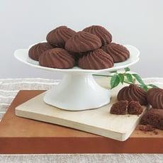 【歐詩太糖】法式手工曲奇-巧克力