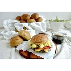 [低碳無糖麵包] 生酮原味餐包*低碳無糖高纖維*