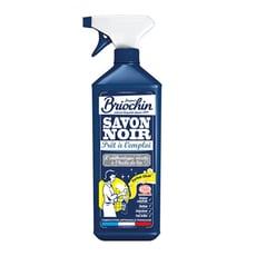 法國Briochin<碧歐香>有機家用黑皂清潔劑(清新黃檸)750ML
