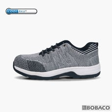【運動安全鞋 灰色】鋼頭鞋 工地鞋 工作鞋 運動鞋 工作安全鞋 休閒鞋 男女鞋款