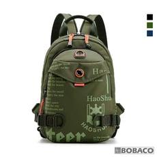 【休閒運動多功能胸包 5122#】HAOSHUAI 皓帥包 斜背包 肩背包 側背腰包 工具包 隨身背