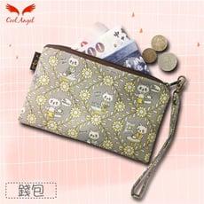 7吋錢包 台灣製 零錢包 化妝包 小包 小錢包 防水袋聊聊,看更多花色