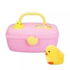 【GCT玩具嚴選】諾拉小雞養成屋