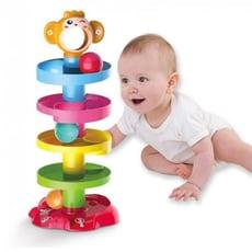 【GCT玩具嚴選】快樂智力滾滾球