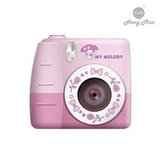 【Hong Man】三麗鷗系列 兒童數位相機 美樂蒂