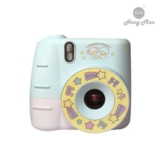 【Hong Man】三麗鷗系列 兒童數位相機 雙子星