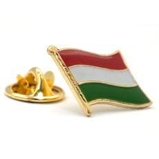 Hungary 匈牙利國徽胸徽 國徽徽章 升旗 造型 遊學 選舉 出國胸針