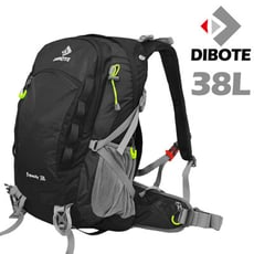 【迪伯特DIBOTE】極輕。專業登山休閒背包- 38L