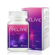 【RELIVE】皇室御用高濃度白藜蘆醇(30錠/盒)