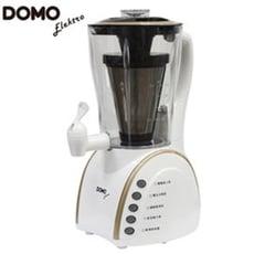 【比利時DOMO】自動加熱舒活養生調理機 豆漿機 DJ-1102(買單入送馬卡龍密封罐二入組)