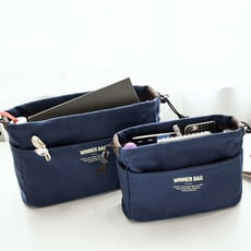 包中包收納包隔層袋旅行收納旅行袋--夏日時光