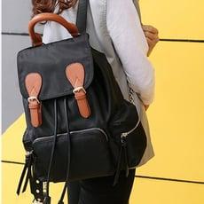 特價出清~防潑水休閒後背包明星款手提包包背包側背包--夏日時光