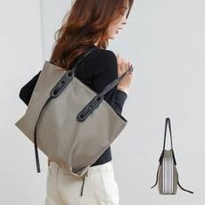 筆電包-子母包公事包手提肩背二用電腦包--夏日時光