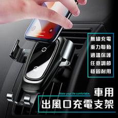 【Gooday】Baseus倍思 汽車無線充電支架/車用手機支架