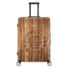 【CENTURION百夫長】拉鍊款29吋U_W83森林之窗行李箱