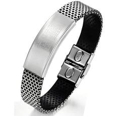 韓版字母設計PU皮手環-CKLS760