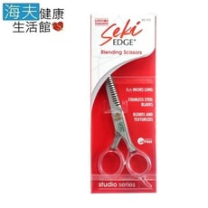 【海夫健康生活館】日本GB綠鐘 Seki 不銹鋼 秀髮梳 整打薄剪(SS-701)