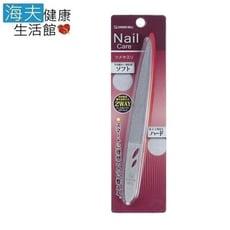 【海夫健康生活館】日本GB綠鐘 SE 隨身型 指甲銼刀 雙包裝(SE-027)
