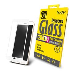 hoda iPhone 7/8 4.7/5.5吋 2.5D高透光滿版9H鋼化玻璃保護貼