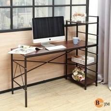 BuyJM哈利多功能收納雙向工作桌/電腦桌/寬120公分