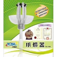 新潮流『大爪燈器』+3米伸縮鋁桿~【裝卸燈泡】