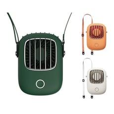 復古頸掛涼風扇 桌面扇 手持扇 隨身電風扇 迷你電風扇 隨身風扇 小電扇 電風扇 小風扇 電扇