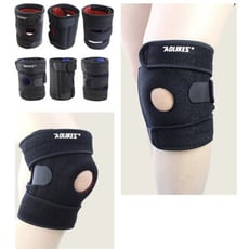 AOLIKES 四條彈簧透氣運動護膝