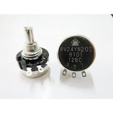 0.5W 進口碳膜電位器 100Ω RV24YN TOCOS