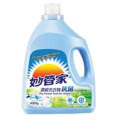 妙管家-抗菌洗衣精4000g