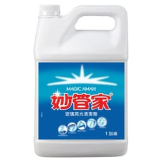 妙管家-玻璃清潔劑4000g(2入/箱)