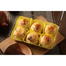 彰化不二坊 蛋黃酥(6顆/盒)