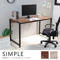 台灣製寬110公分耐重型加粗鐵管工作桌(附插座) 書桌 電腦桌 辦公桌 工作桌 TA079