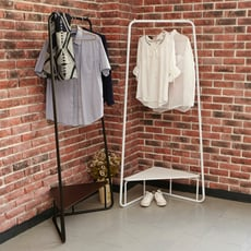 [TIDY HOUSE]角落吊衣架 置物架