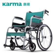 【康諾健康生活】康揚 鋁合金輪椅 飛揚100 (SM-100.5)