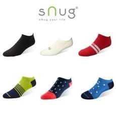 【sNug】時尚船襪 (除臭襪/帆船襪/短襪)