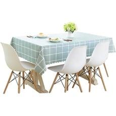 桌布-桌布防水防燙防油免洗pvc塑膠餐桌布布藝網紅長方形臺布ins茶幾墊