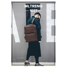 休閒男士後背包男士背包韓版學生書包皮時尚潮流運動旅行電腦包潮