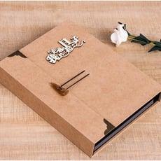 相冊相冊本diy手工創意紀念冊畢業相冊黏貼式照片書定制自作生日禮物